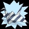 Slinkyfathead's Paper Crane