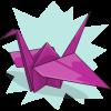 GameKitty's Paper Crane