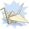 wr3n's Paper Crane