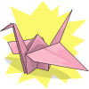 The Pink Renegade Crane
