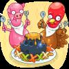 Ham Turkey Dinner!