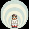 Alice Nesting Doll