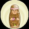 Sasquatch Nesting Doll