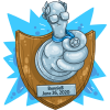 Silver Thumbs Up Plaque | BonnieB
