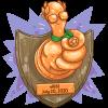 Bronze Thumbs Up Plaque | elli61