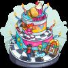 Diner Cake