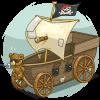 Pirate Sloop Racer