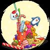 Festive Candy