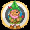 Archery Garden Gnome