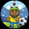 Soccer Garden Gnome