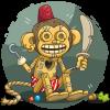Tattooed Monkey