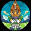 Football Garden Gnome